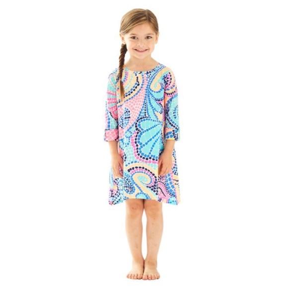 2cfa931c048408 Lilly Pulitzer Other - Girls Lilly Pulitzer Mini Edna Dress